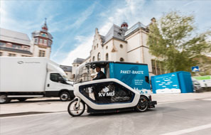 DAKO Kompass Logistik 4.0: Cold chain logistics providers push digitalisation